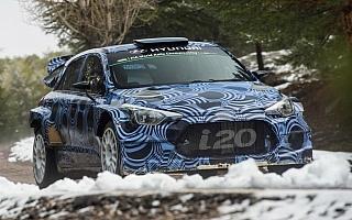 アッブリング、2016年もスポット、R5で参戦も。新i20 WRCはまもなく発表