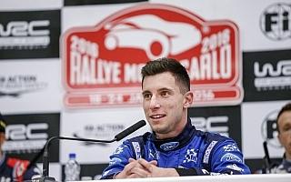 WRCモンテカルロ:プレ会見「自分にとってビッグチャンス」