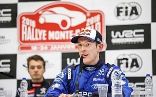 WRC2参戦のエバンス「強さも弱さもあった」
