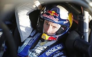 エバンス、2016年はフィエスタR5でWRC2に参戦、新コ・ドライバーも
