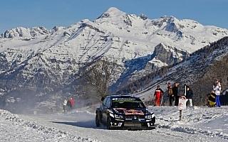WRCモンテカルロ:競技3日目、ミーク無念の脱落!