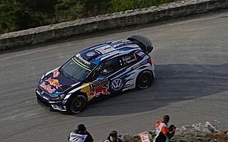 WRCモンテカルロ:セバスチャン・オジエが独走優勝!