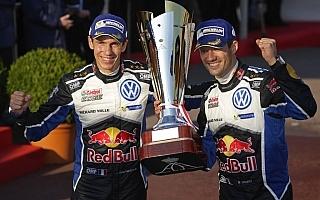 WRCモンテカルロ・ポスト会見「モンテのノートは覚え切れない」