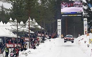 WRCスウェーデン:日本時間のアイテナリー