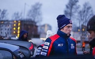 WRCスウェーデン:デイ2コメント「記録は守れたと思ったけど」