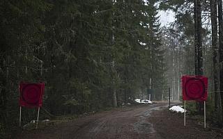 【訂正】スウェーデン主催者、レッキで荒れた路面を徹夜で補修