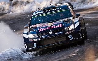 WRCモンテカルロ:競技2日目の接戦はオジエが制す