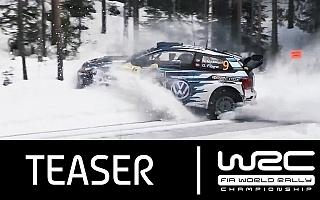WRC.com、スウェーデン戦のティザー動画を公開