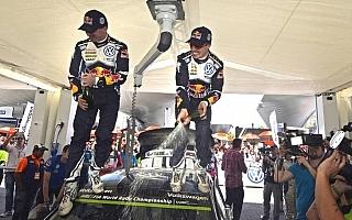 WRCメキシコ:デイ4コメント「ポイントを獲得できた事が本当に重要」