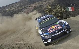 WRCメキシコ:シェイクダウンはミケルセンがトップ