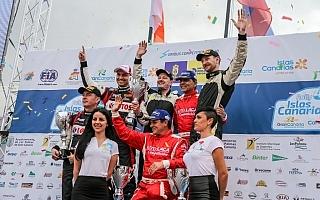 ERCカナリアス、ルキヤナクが逆転勝利