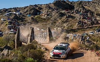 WRCアルゼンチン:安全上の理由によりルートを一部修正