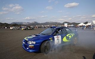 インプレッサWRC1998も走った! スバル初のファンミーティング詳細レポート