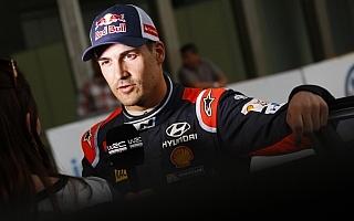 WRCメキシコ:ソルドがペナルティで4位に降格、オストベルグが3位に