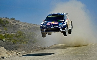 WRCメキシコ:競技2日目を終えてトップはラトバラ
