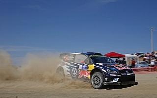 WRCメキシコ:競技3日目もラトバラ首位快走! 今季初勝利なるか?