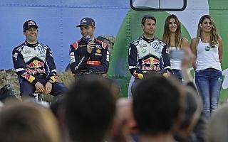 WRCアルゼンチン:デイ2コメント「優先するのは2位キープ」