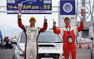全日本ラリー唐津:勝田範彦が開幕連覇記録を11に更新
