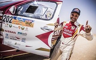 トヨタで参戦のアル‐アティヤがアブダビで優勝、MINIのヒルボネンは3位