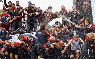 WRCアルゼンチン:デイ3コメント「チーム、ファクトリー、母国のみんなに感謝」