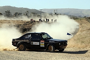 OTAGO RALLY / Peter Whitten