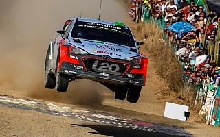 ヒュンダイ、WRCポルトガル戦のノミネートはソルドとパッドン