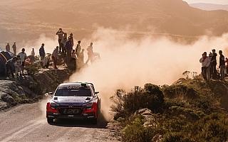 WRCアルゼンチン:パッドンが逃げ切りWRC初勝利!