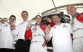 WRCポルトガル・ポスト会見「優勝までできるとは思っていなかった」