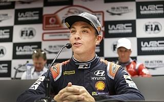 WRCポルトガル:プレ会見「まずはレギュラーでポディウム」