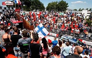 WRCポルトガル:日本時間のアイテナリー