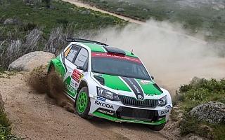 WRCポルトガル:WRC2はティデマンドが今季初勝利