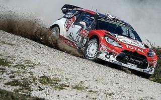 WRCポルトガル:競技2日目を終えて、シトロエンのミークが31.9秒リード