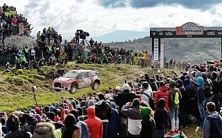 WRCポルトガル:クリス・ミークが逃げ切り勝利!