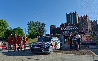WRCポルトガル:木曜日のスーパーSSはオジエが貫録のトップタイム