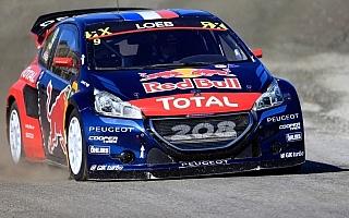 プジョー・ハンセン、地元スウェーデンの世界RX戦で今季初優勝を狙う
