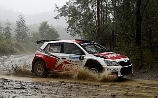 APRCクイーンズランド:豪雨で波乱の中、ギルが今季2勝目