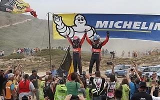 WRCイタリア・ポスト会見「この日に勝てたことが自分には特別」
