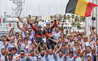 WRCイタリア:デイ4コメント「厳しい時もチームで一緒に踏ん張った」
