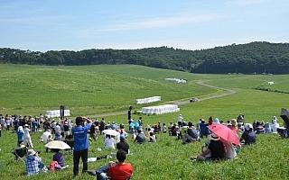 全日本ラリー福島:ラリーRR車両、日本のグラベルラリー初参戦