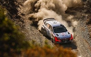 WRCイタリア:ヌービル、2014年ドイツ以来の勝利を獲得