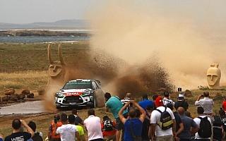 WRCイタリア:日本時間のアイテナリー