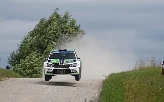 ERCエストニア:波乱の展開、サーマキスが逆転で今季2勝目