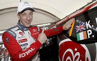 ミーク、WRCチャイナへのエントリーが確定