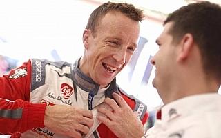 WRCフィンランド:デイ2コメント「首位に立っていることに驚いている」