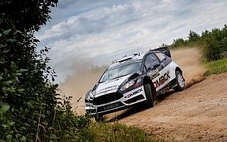WRCポーランド:デイ1はタナックがリード