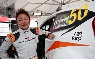 WRCフィンランド:勝田貴元「将来につなげられる1戦に」
