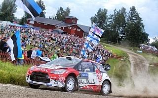 WRCフィンランド:3日目を終えミークが王手