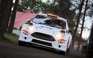 WRCフィンランド:新井大輝「自分に足りない部分を見極めたい」
