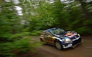 WRCポーランド:タナク、敗れる! ミケルセンが今季初勝利