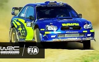 WRC.com、SUBARUインプレッサ特集動画を公開中